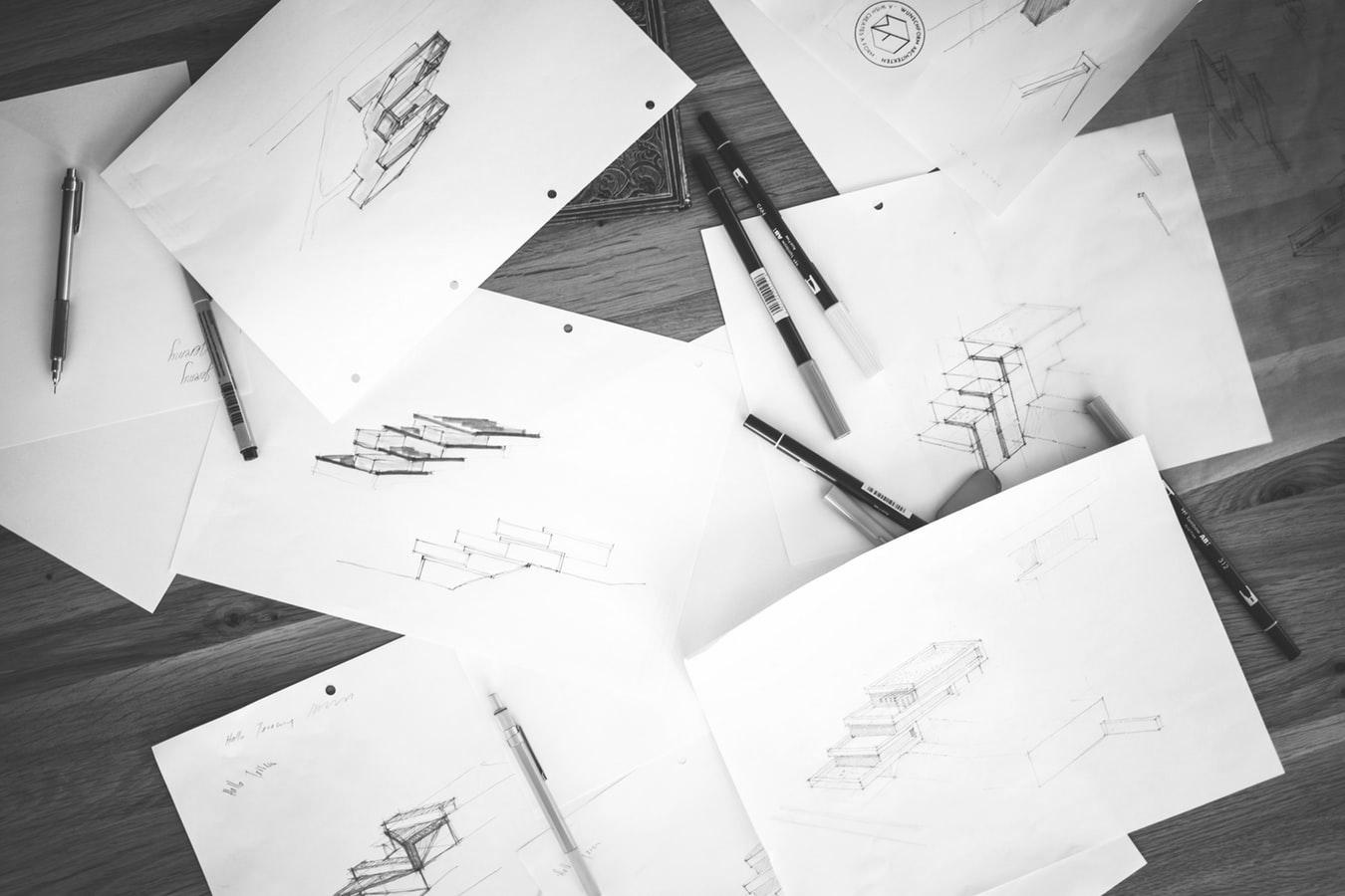 Architektur Portfolio Worauf es ankommt   New Monday Jobs